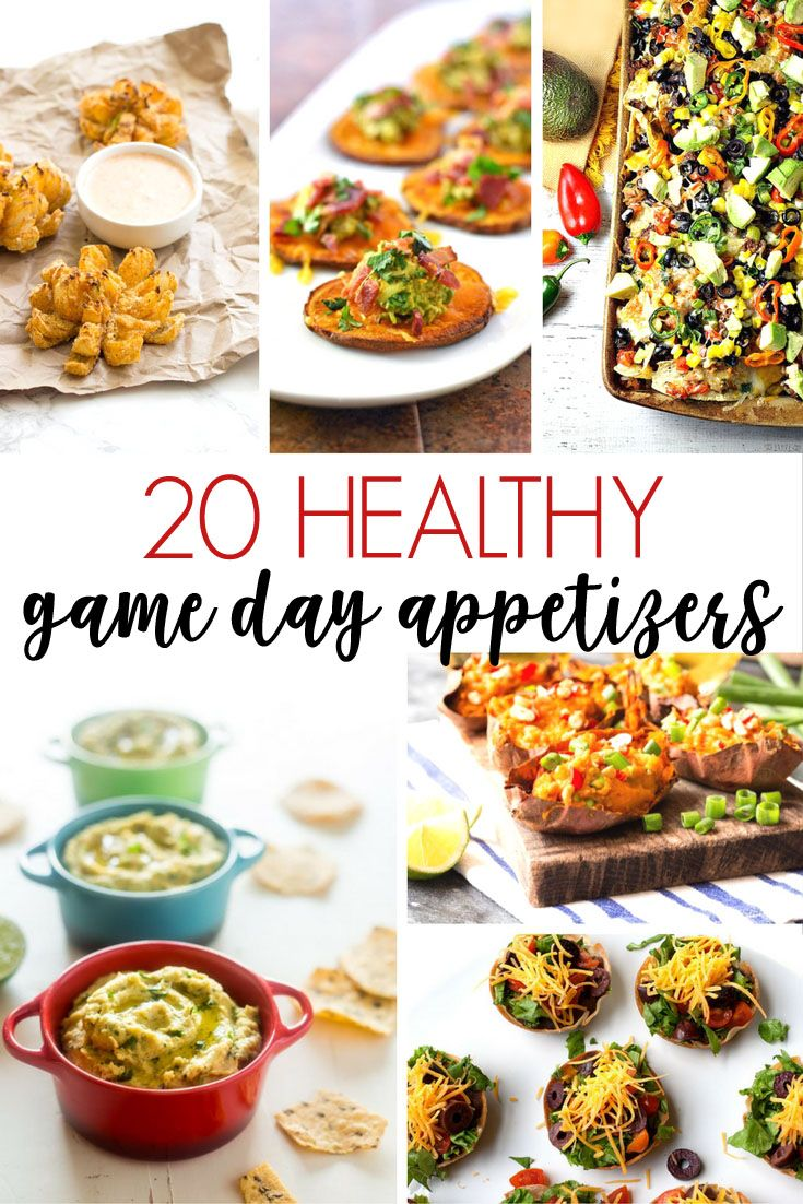 20 Better-For-You Super Bowl Recipes