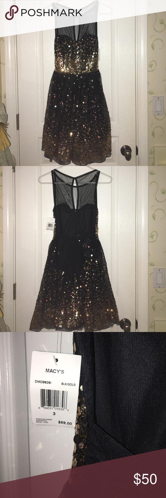 Macyus prom dress nwt pinterest dress brands prom and dress prom