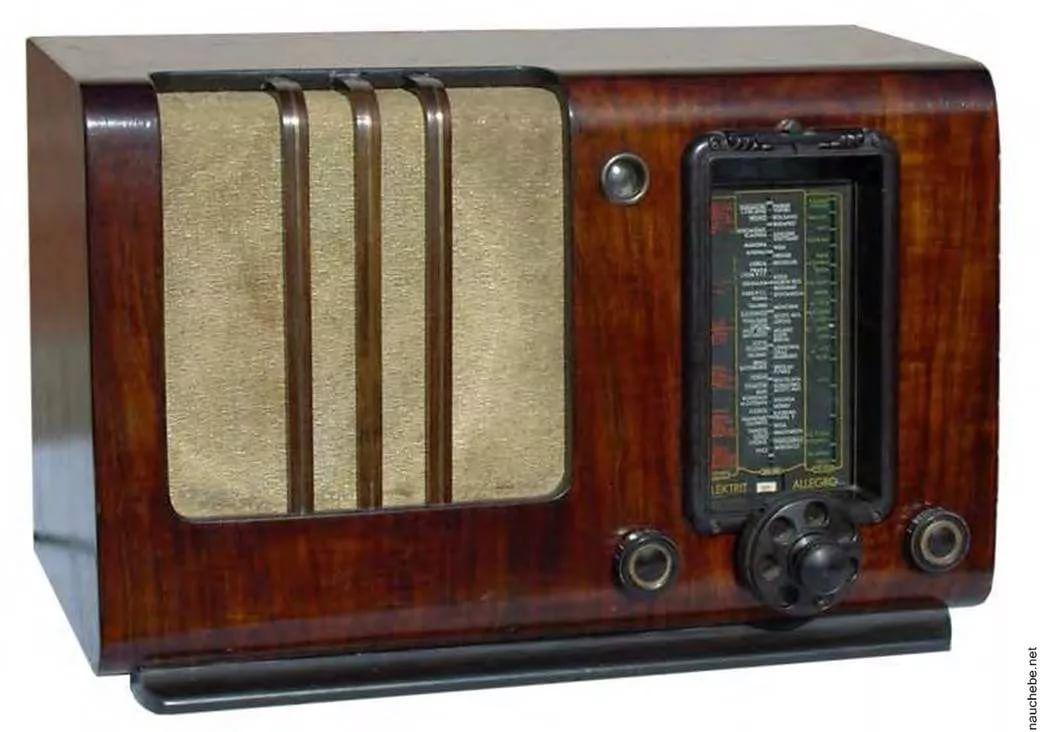пламени картинки первых радиоприемников менее, они