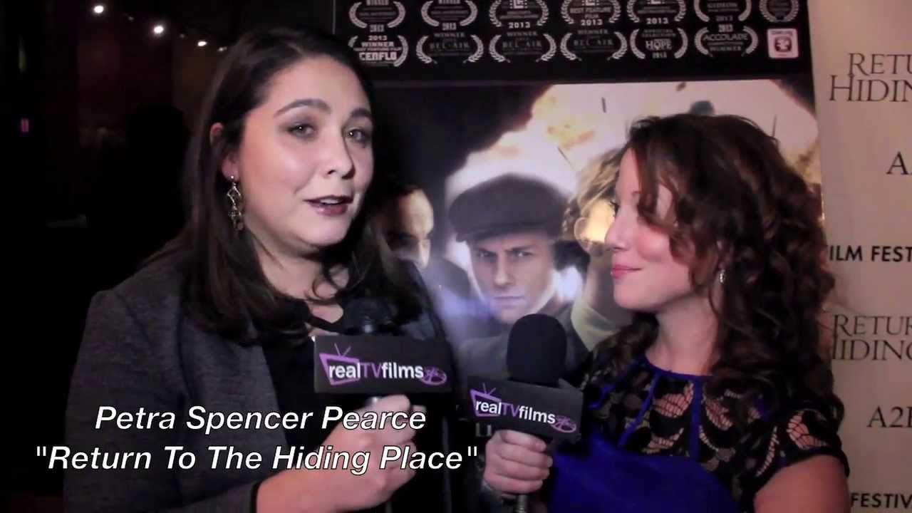 Petra Spencer Pearce, Return To The Hiding Place, Sundance 2014 (+playlist)