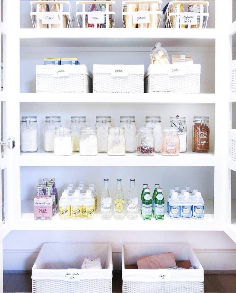 pantry   Rangement maison, Organisation maison, Diy home decor rustic