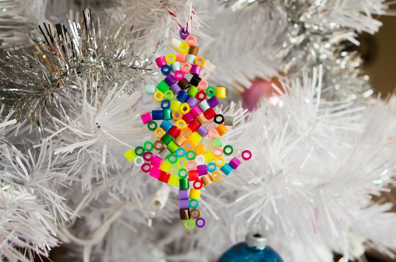 Bügelperlen Vorlagen Weihnachten zum Ausdrucken kostenlos