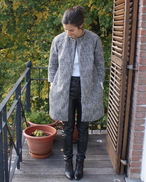 Le classique de La Maison Victor, la veste Chloé ! Su0027il y en a bien