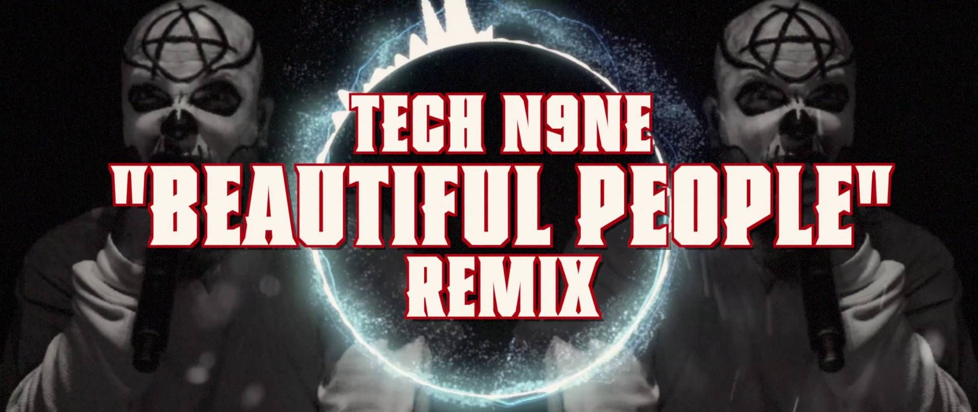 Tech N9ne Beautiful People Remix Dr. Dre 'The Pharmacy