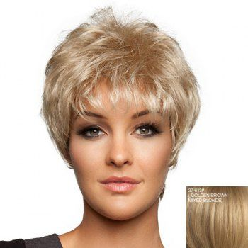 Perruques de cheveux humains Pas cher réel perruques de