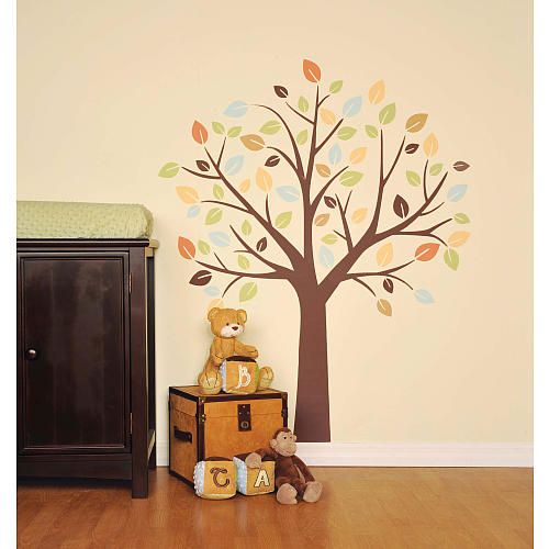 "little boutique wall decals - tree - babies r us - babies ""r"" us"