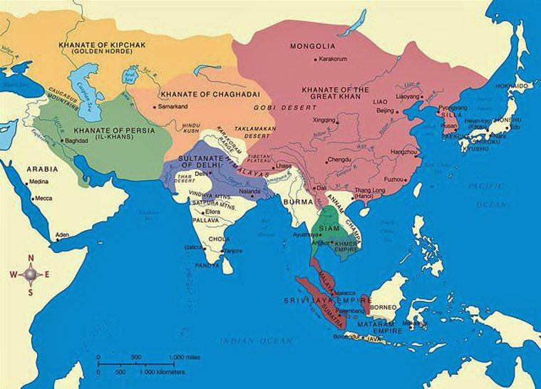 Pin Em Mapas Grandes Culturas Asia Africa Middle East