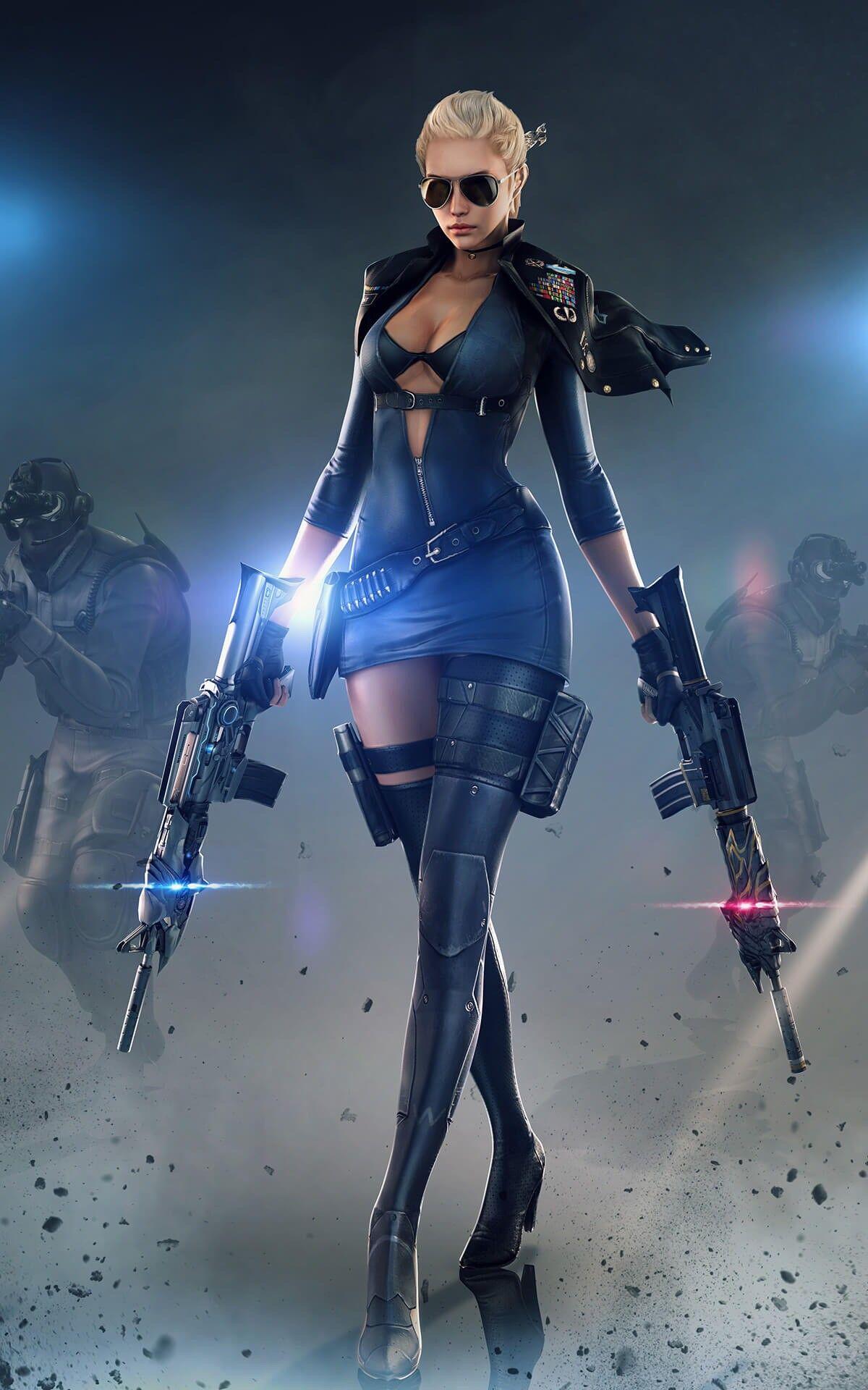 pc gaming crossfire wallpaper in 2020 | Fantasy female ...  Final Fantasy Female Characters Wallpaper