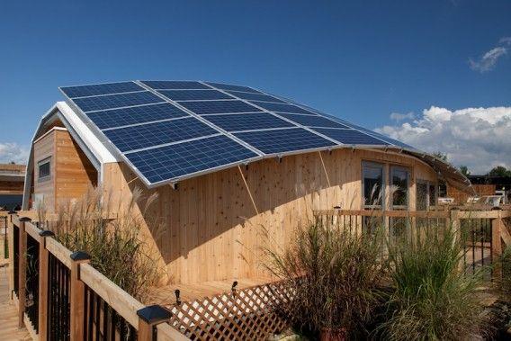 Canada University Of Calgary Solar Decathlon House Design