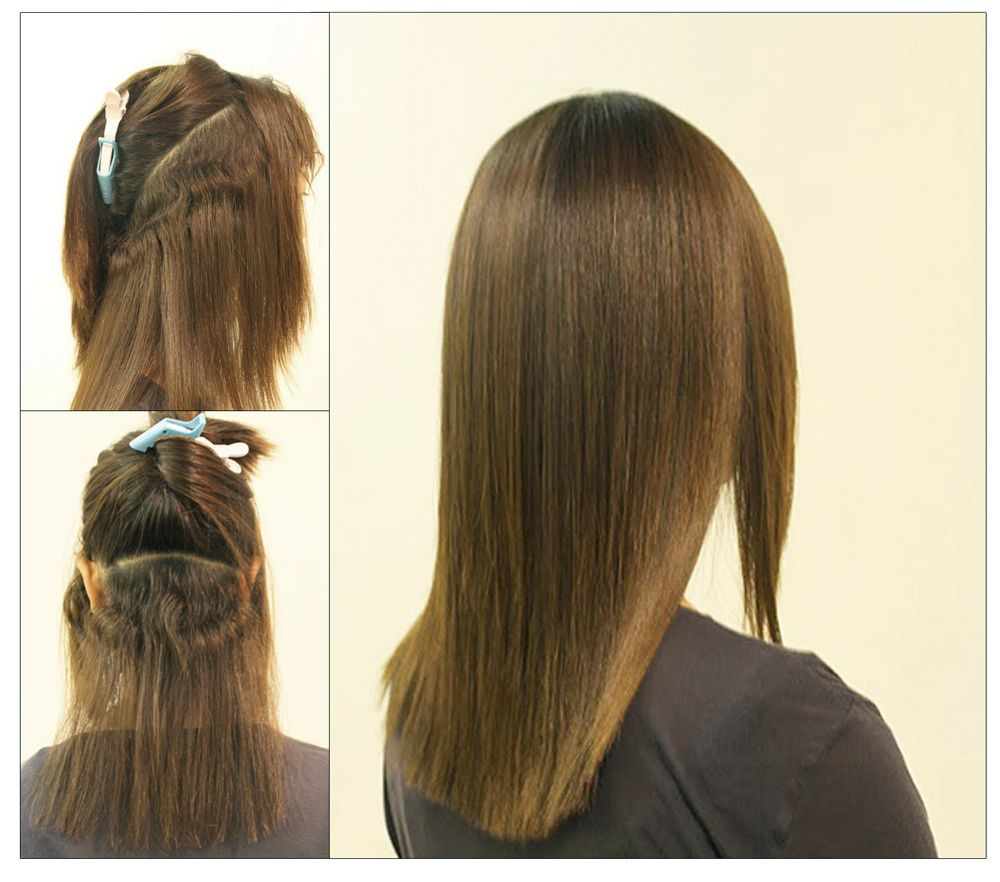Straight permanent hair - Best Hair Straightener Is The High Temperature Safe For Your Hair Http