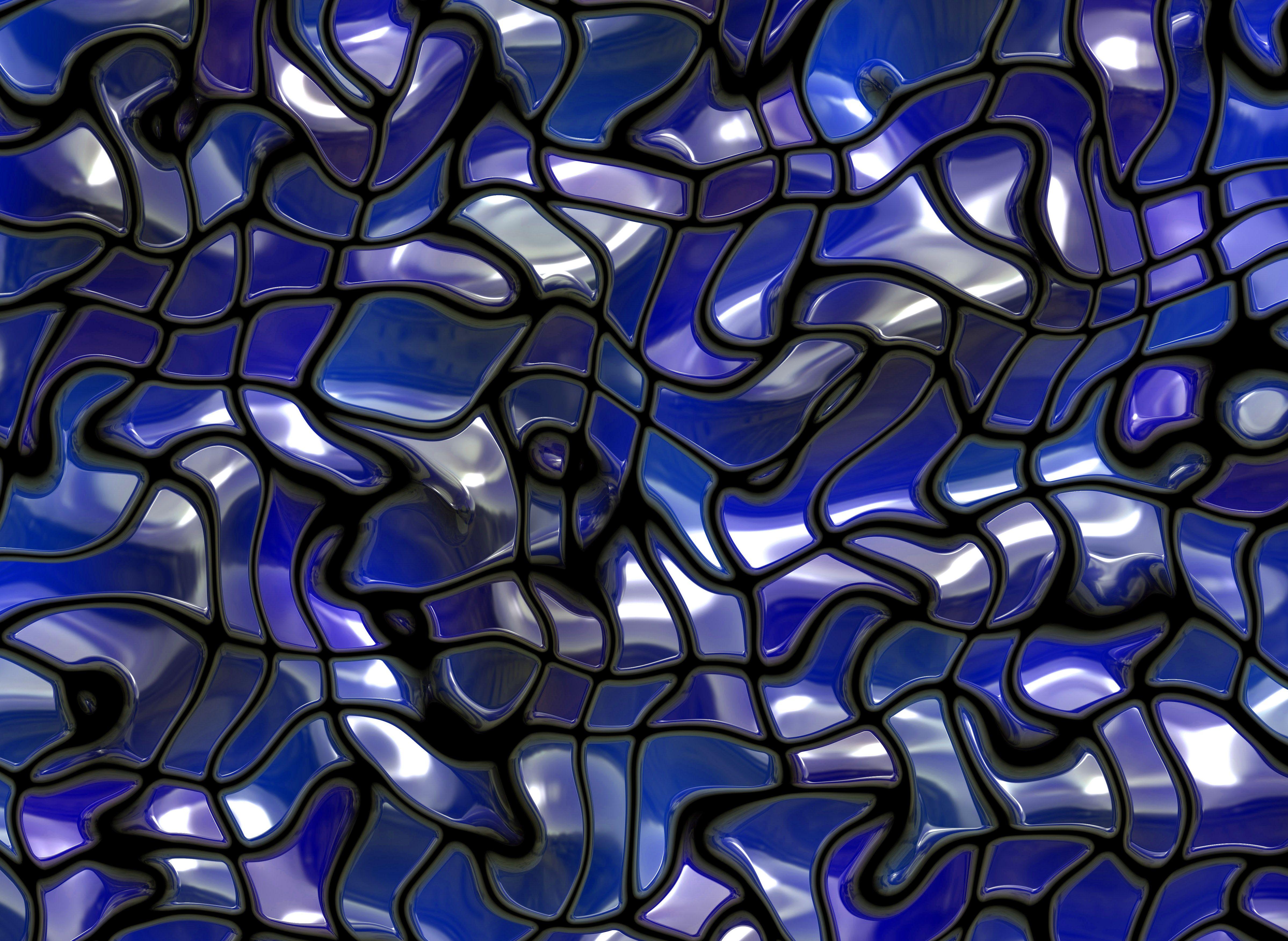 Abstract texture g  saltwater aquarium
