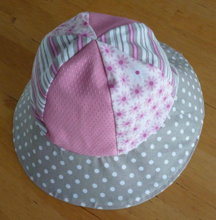 patron couture chapeau bebe