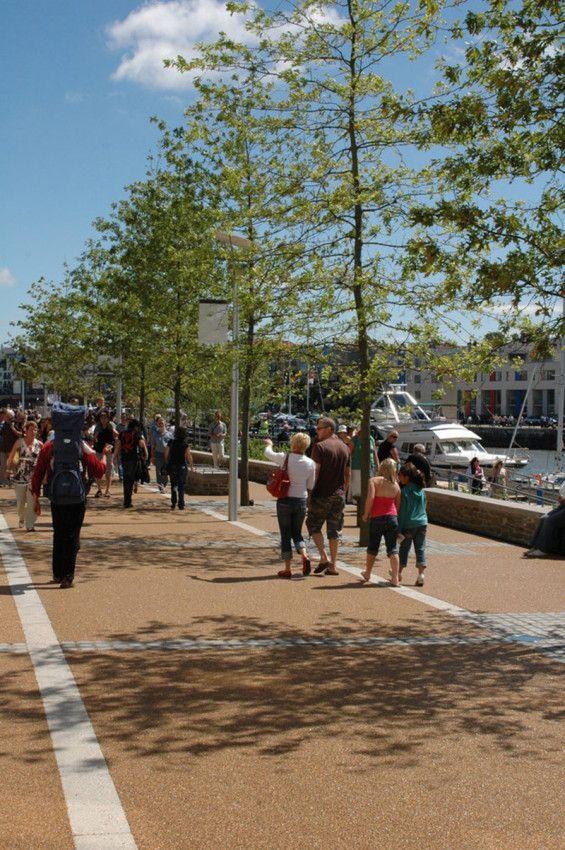 Grant Associates completes public realm landscape for ...