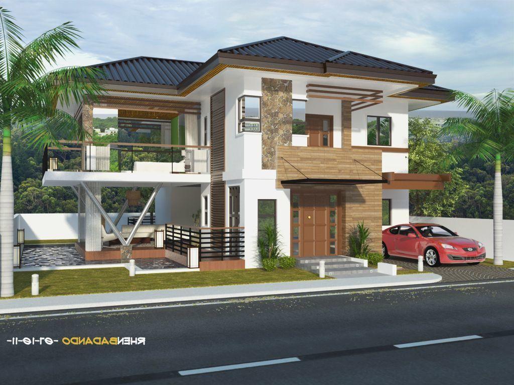 Home design modern bungalow house design philippines modern