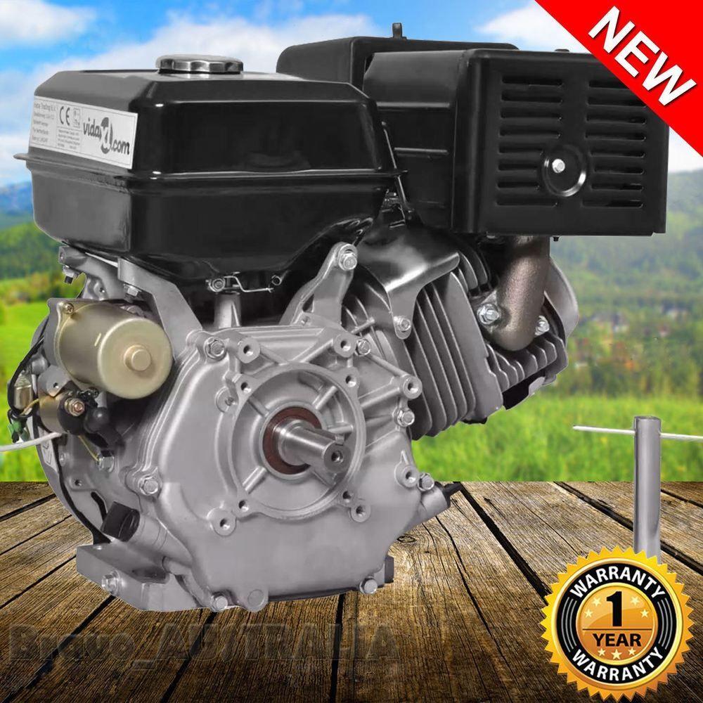 15HP Petrol Engine for Water Pump Log Splitter Generator