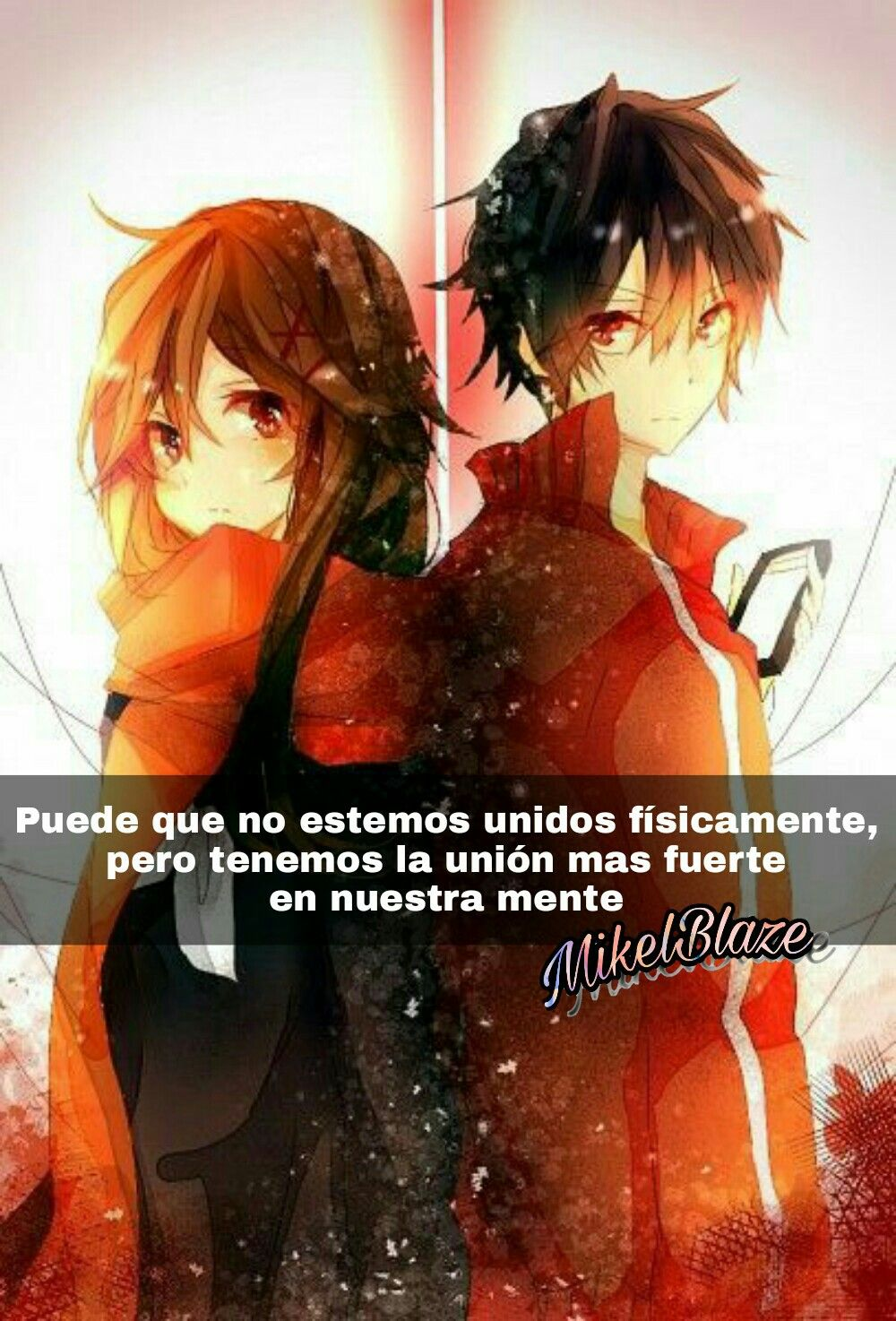 Frases Anime Amor Frases Pinterest Anime Kagerou Project And