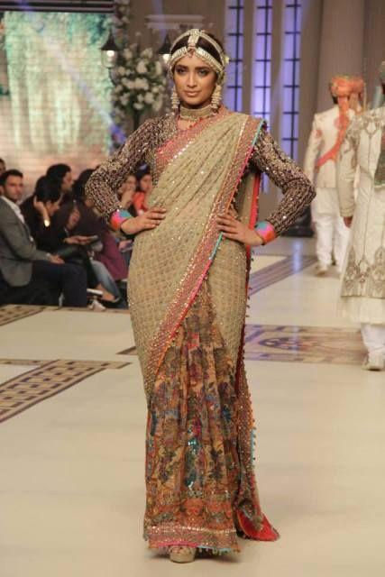 Fahad Hussayn Bridal Dress Couture Fashion Week (BCFW) (10)