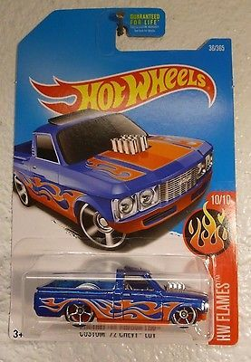 Hot Wheels Custom 72 Chevy Luv Chevy Luv Hot Wheels Hot