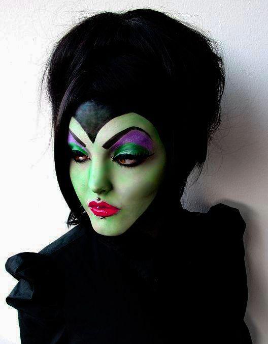Halloween #Maquillaje #Makeup #Makeover #Ideas #Tips Maquillaje para