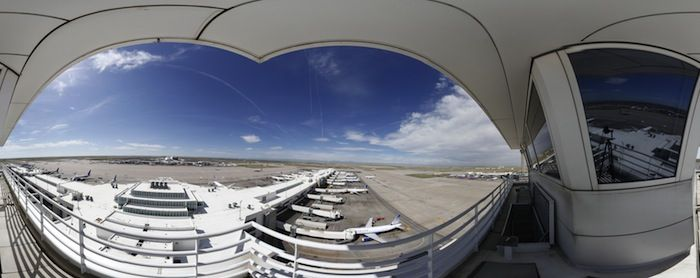 gate assignments denver airport
