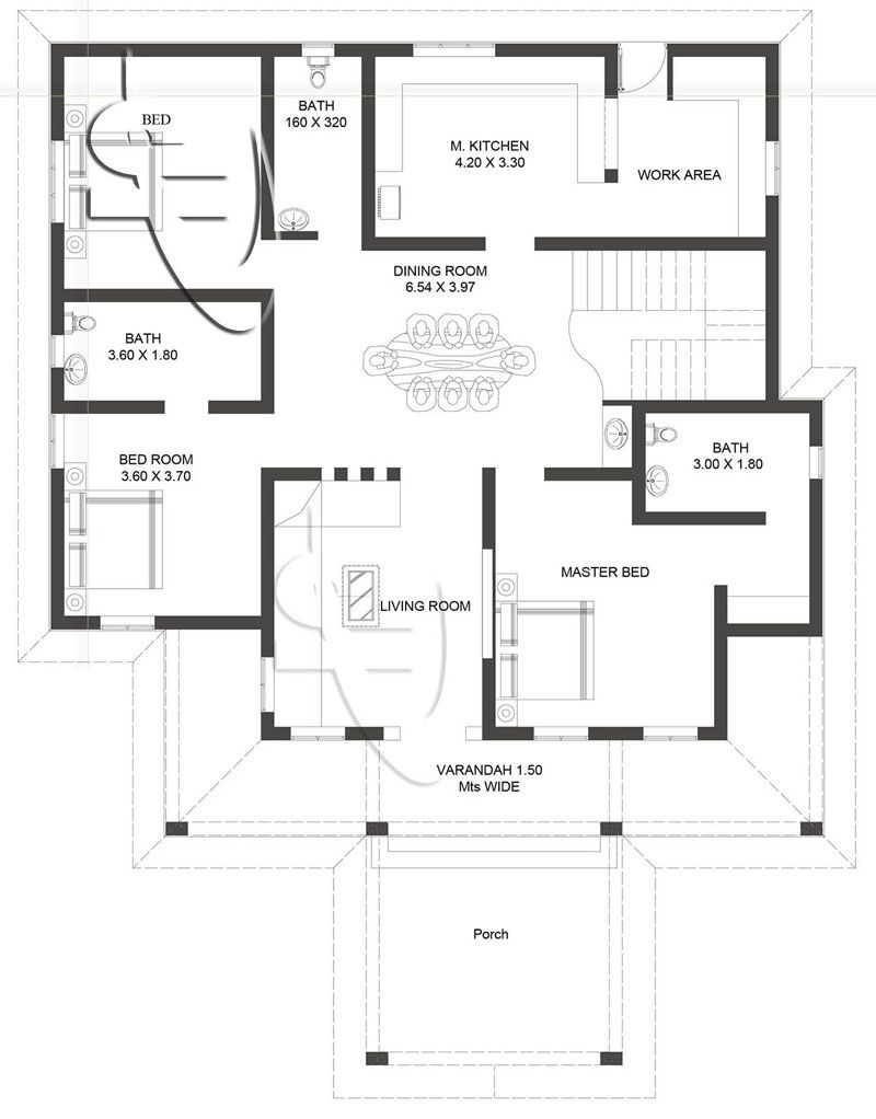 Amazingly Beautiful One Storey With Roof Deck Pinoy Eplans Roof Deck Roofing House Plans