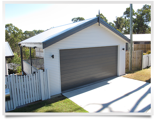 Making the most of your Garage or Carport design SEQ