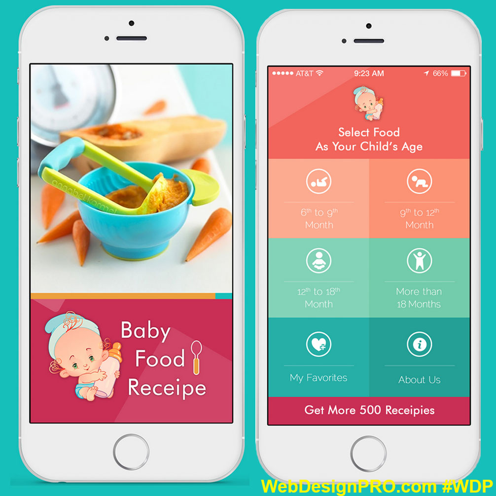 Baby food recipes mobile app webdesignpro baby food recipes baby food recipes mobile app webdesignpro baby food recipes android forumfinder Gallery