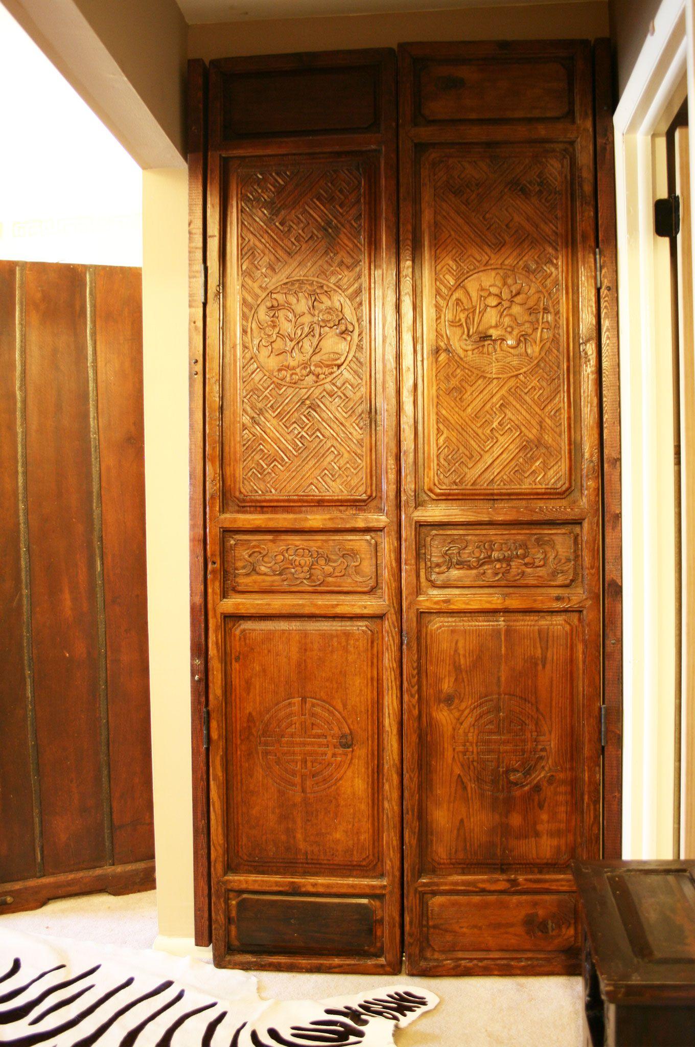 chinese closet doors photo by apartmentf15 Closet