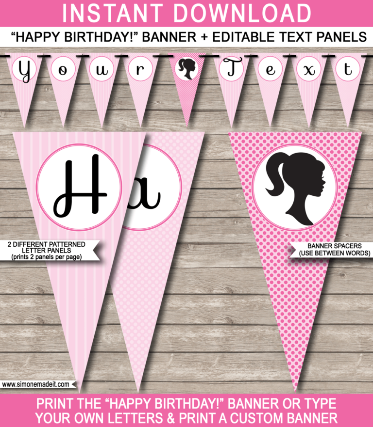DIY Printable Pin The Bow On Fashion Doll Girl Silhouette Game Glam Birthday Party Game Instant Download