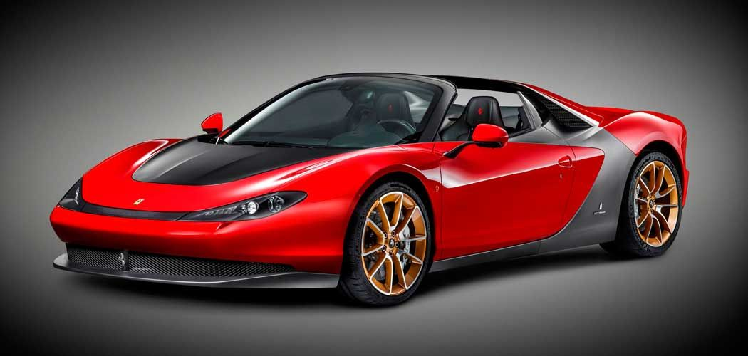 Ferrari announced today that the first Ferrari Sergio has been delivered in the United Arab Emirates. The new owner, the SBH Royal Auto Gallery in the UAE,