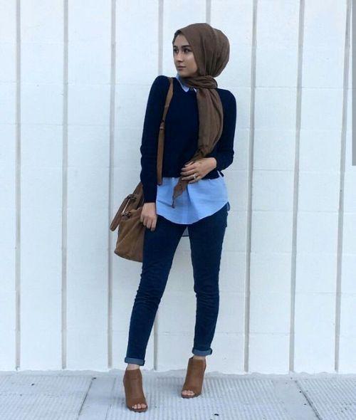 Everyday Hijab Outfits Hijab Fashion Hijab Fashion Inspiration Fashion