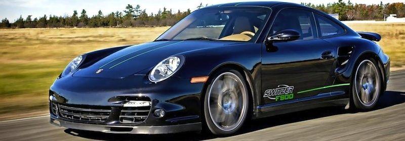 Switzer F900 – Een getunede Porsche 911 met oog voor het milieu - Groen7