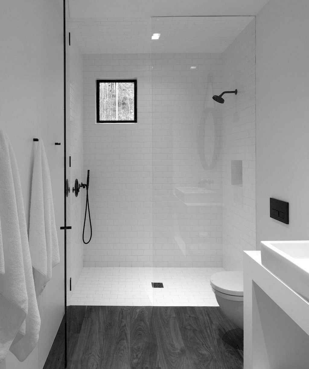65 Beautiful Bathroom Shower Remodel Ideas - Gladecor.com