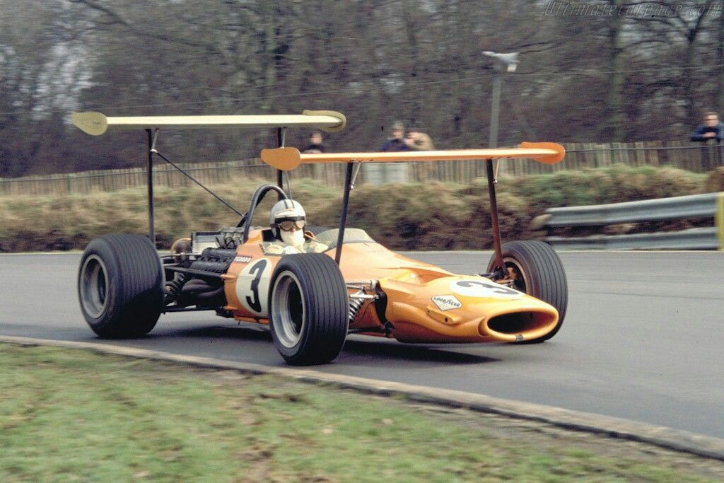 1968 McLaren M7A Cosworth - Images, Specifications and Information ...