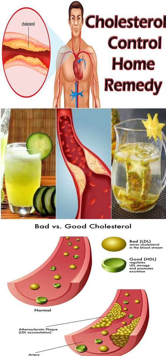 Home Remedies For Cholesterol Control Healthy Living