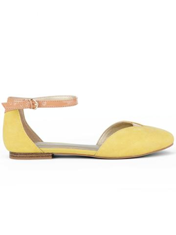 Seychelles Footwear-mustard