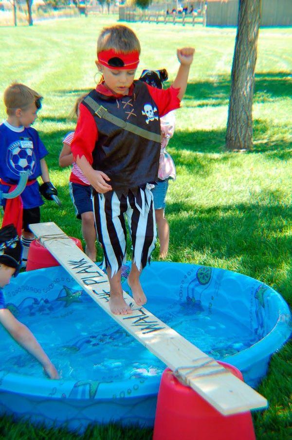 Fiestas Infantiles Ideas Para Fiestas Al Aire Libre Fiesta De