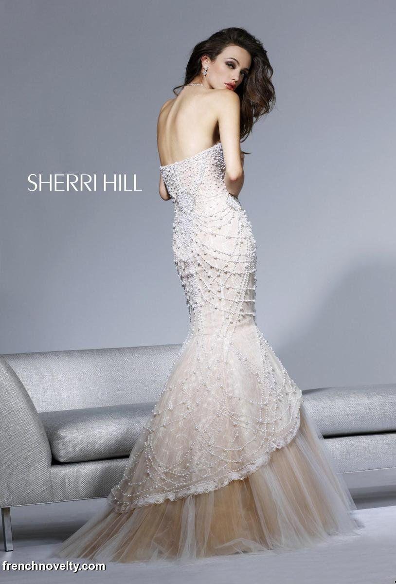 Sherri Hill Prom Dresses Mermaid