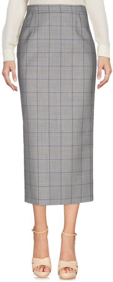 099aee529 Miu Miu 3/4 length skirts   Products in 2019   Skirts, Midi skirt ...