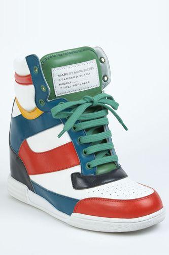 Marc Jacobs Sneaker Heel Wedges | Marc