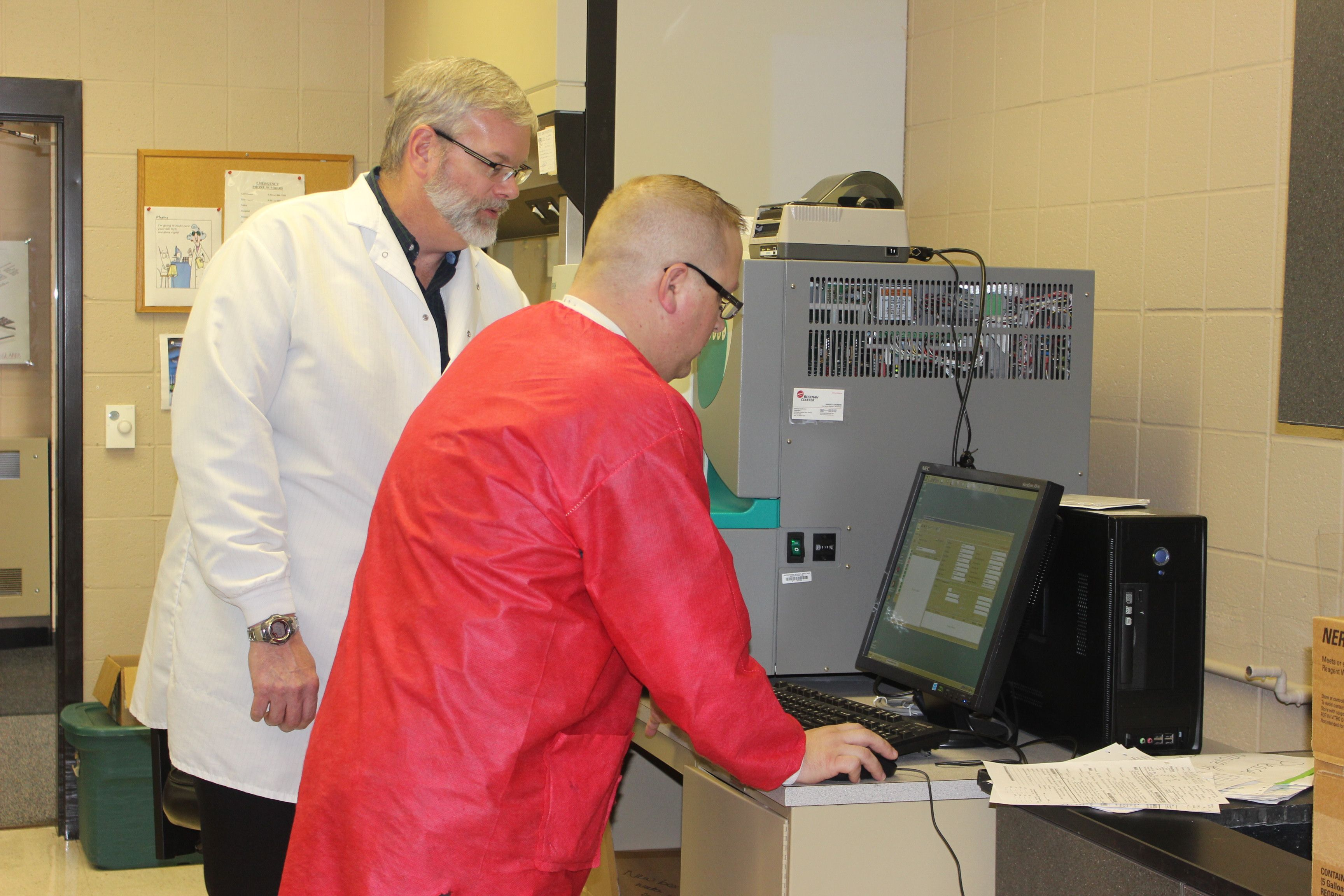 Micro Sim Lab Learn More About Our Medical Lab Tech Program At Www