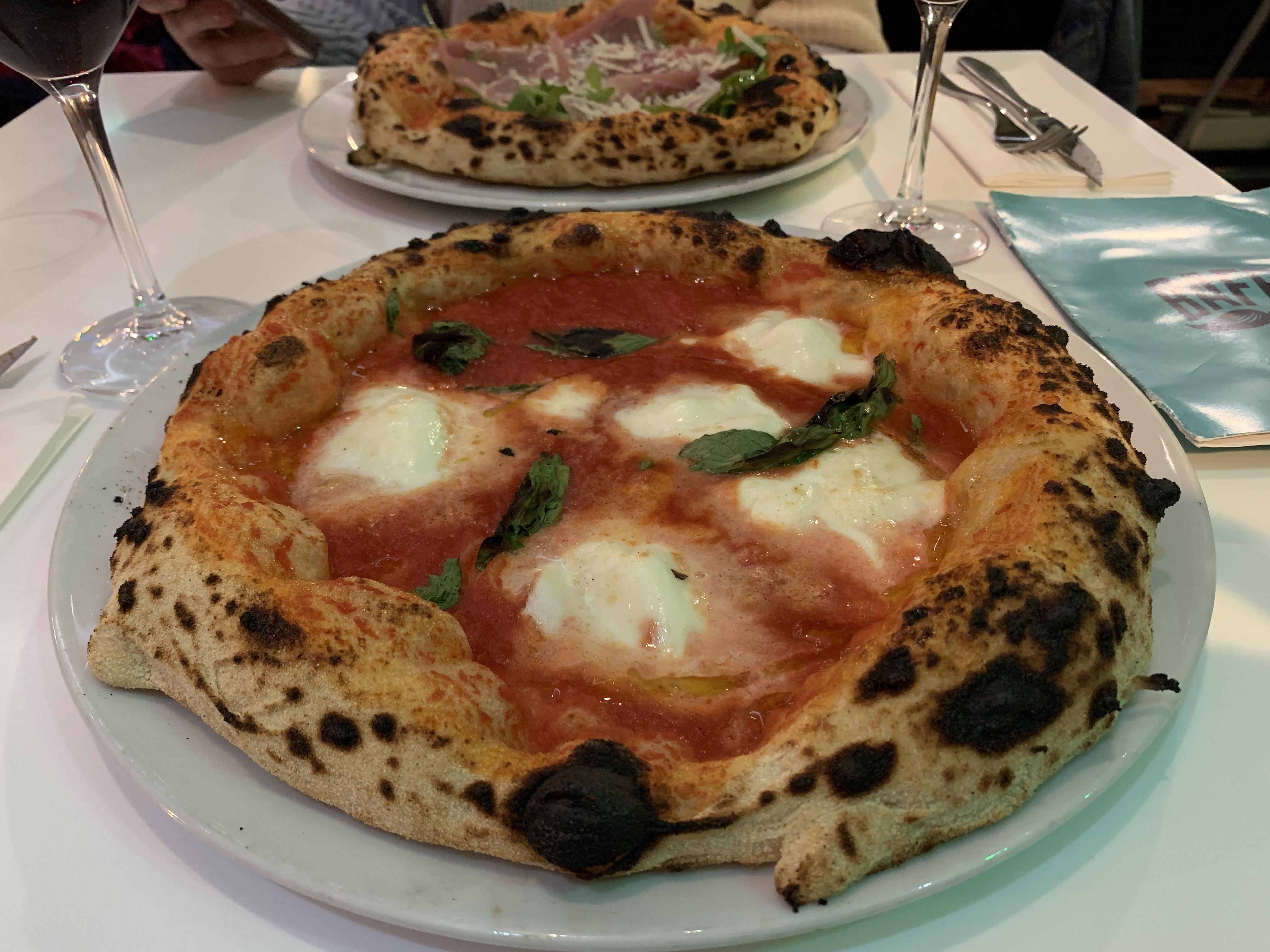 Best Pizza Ive Ever Eaten Baffo Glasgow Scotland In 2019