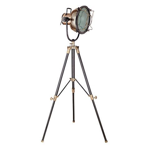 Tripod lamp (With images) | Vintage floor lamp, Lamp ...