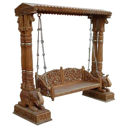 jodhpurtrends Wooden Antique Swing — Buy Wooden Antique Swing, .