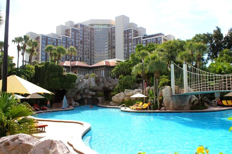 Looking For Hotels Near Disney World The Hyatt Regency Grand Cypress Is Best