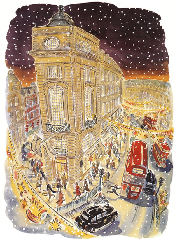 Paul Cox - Regent Street
