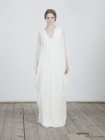 Elfenkleid - WHITE FOX | The Dress | Pinterest | Elfenkleid