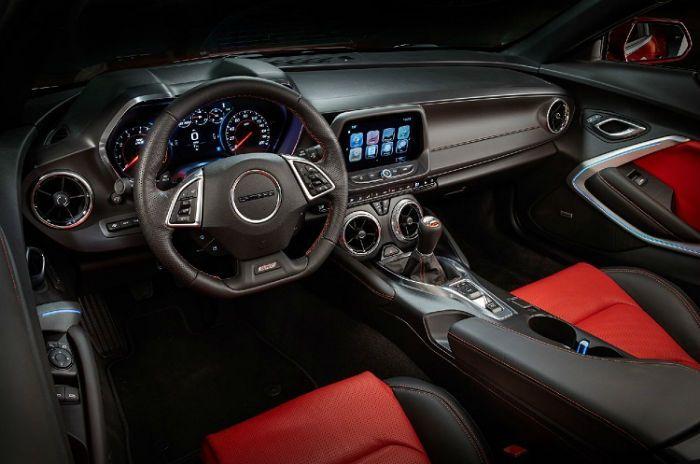 2017 Chevrolet Camaro Zl1 Interior Camaro Interior Chevrolet Camaro Camaro Zl1