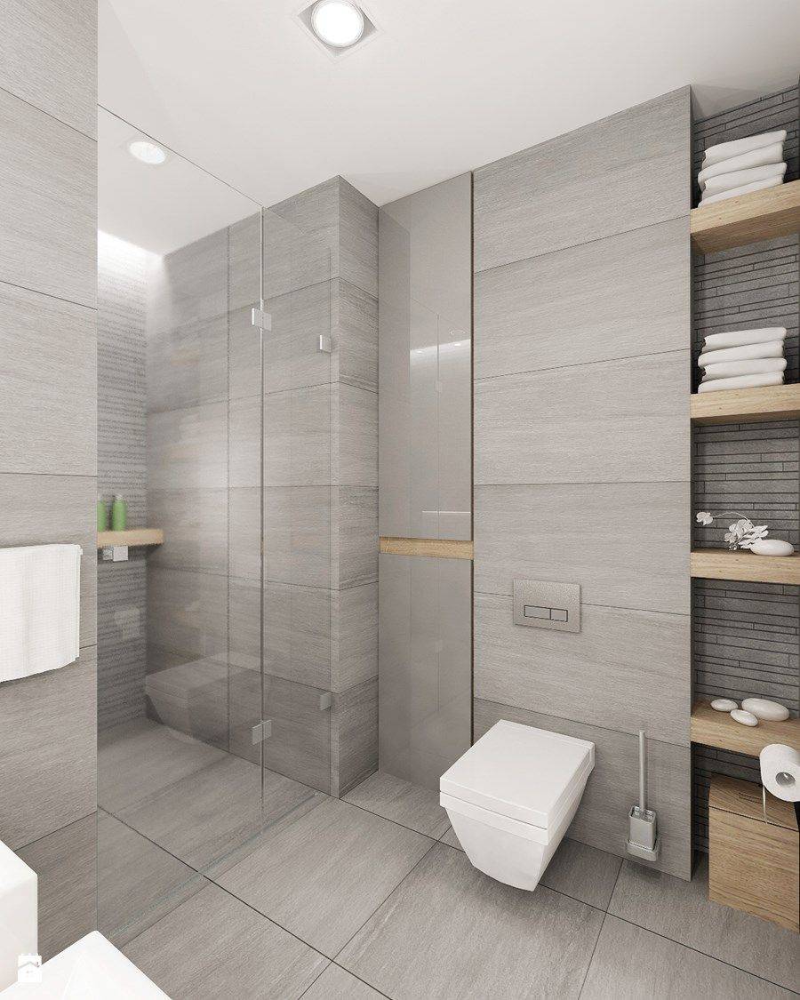 Lovely Bathroom Tile Ideas Grey