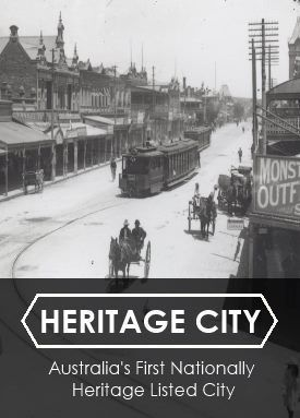 Broken Hill is now officially recognised as Australia's first heritage listed city. Put it on your family holiday bucket list for a living history lesson.